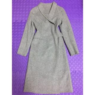 Áo khoác dạ ép lông cừu 1 lớp