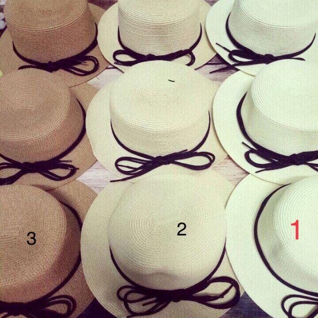 Mũ nơ dây (có viền v không viền, nhiều màu)