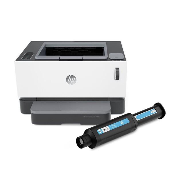 Máy in HP Neverstop Laser 1000W hàng mới chính hãng bảo hành 12 tháng nạp mực đơn giản không cần tháo hộp mực