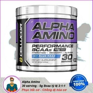 [XẢ KHO] [FreeShip] Chống Dị Hóa Cơ Bắp Amino Axit Cellucor Alpha Amino 30 lần dùng thumbnail