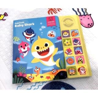 sách âm thanh pinkfong baby shark