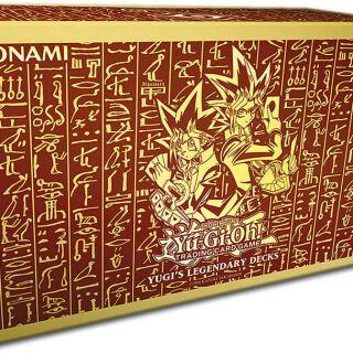 [BÀI IN] Bài YuGiOh – Full bộ bài của YuGi trong Legendary Deck 1 – Tặng kèm Promo Pack