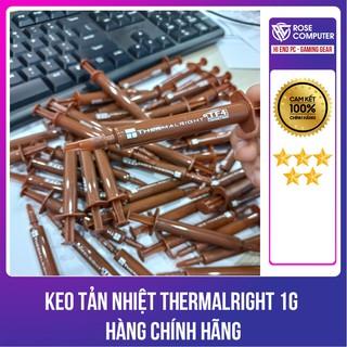 Keo tản nhiệt Thermalright TF4 1g Hàng chính hãng, giá tốt thumbnail