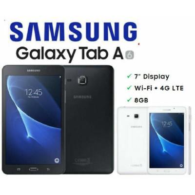 Máy tính bảng Samsung Galaxy Tab A T285 hàng chuẩn, dùng cho bé học online.