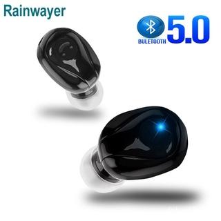Tai Nghe Bluetooth Mini 5.0, Tai Nghe Nhét Tai Thể Thao Không Dây Có Mic, Tai Nghe Âm Thanh Nổi Rảnh Tay Dành Cho iPhone thumbnail