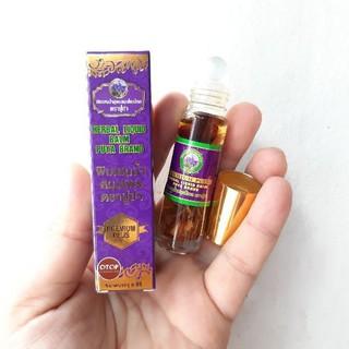[Chuẩn Thái] Dầu Lăn freeship Dầu Lăn 19 Vị Thảo Dược Premium Plus Herbal Liquid Balm Brand thumbnail