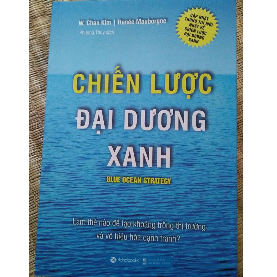 Sách - Chiến lược đại dương xanh - Tái bản 2017