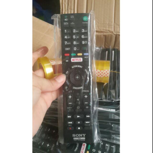 Điều khiển  tivi sony