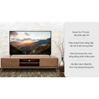 Smart Tivi LG 4K 70 inch 70UN7300PTC.MODEL2020( HÀNG NEW