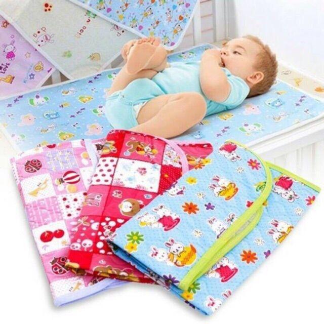 [Mã 267FMCGSALE giảm 8% đơn 500K] Chiếu lót thay đồ cho bé sơ sinh