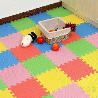 1pcs EVA Foam climbing Mat pad Crawling Rugs Mosaic floor Carpet Playmats 111
