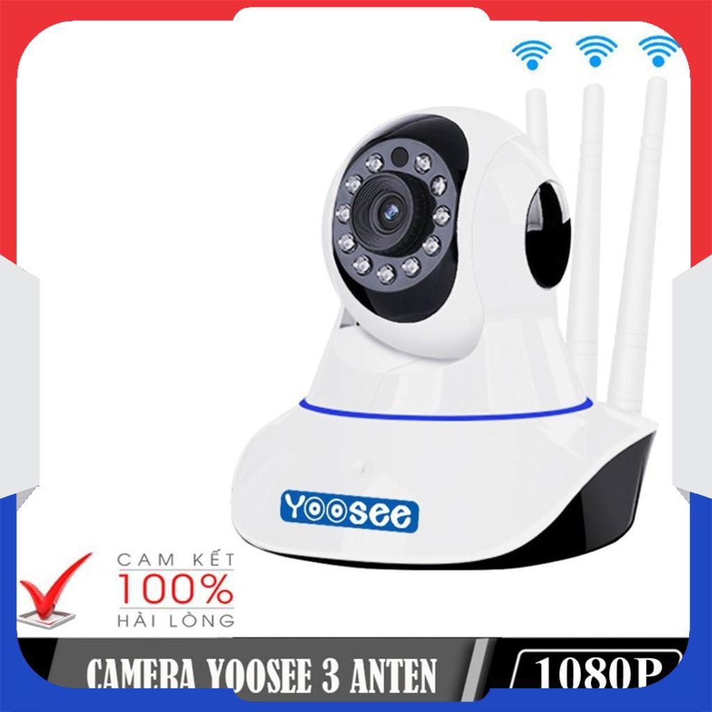 Camera Ip Yoosee Siêu Nét 3 Râu Phiên Bản 2