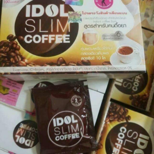 Cà phê giảm cân idol slim coffee - 3404179 , 688914103 , 322_688914103 , 86000 , Ca-phe-giam-can-idol-slim-coffee-322_688914103 , shopee.vn , Cà phê giảm cân idol slim coffee