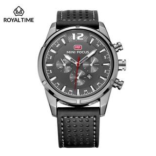[Tặng vòng tay]Đồng hồ nam Mini Focus chính hãng MF0005G.03 nam dây da cao cấp