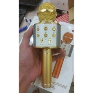 Micro Karaoke S858 giá chất