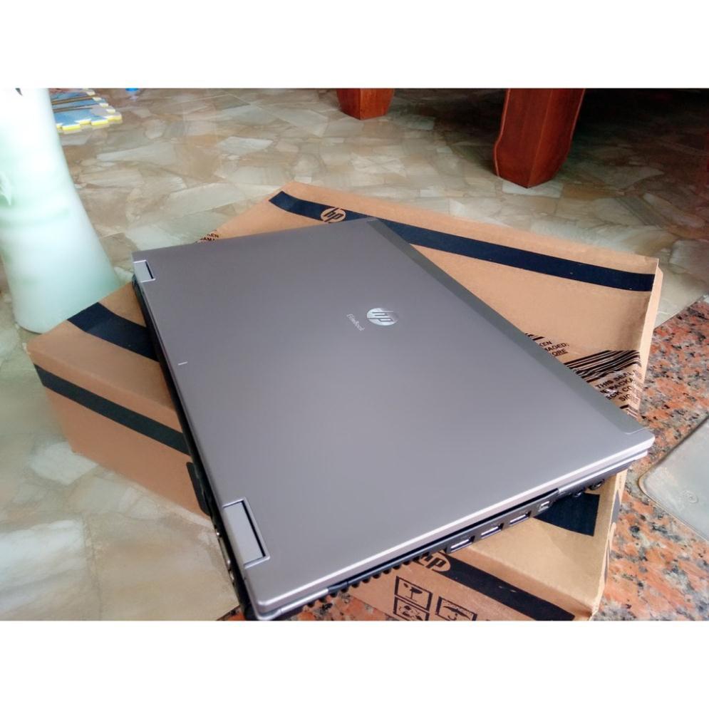 [ Rẻ ] Laptop Hp 8440p i5/4G/320HDD - HÀNG NHẬP XỊN - Trọng Nghĩa