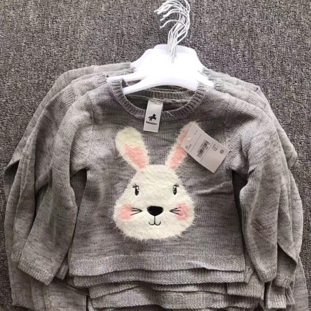 Combo 6 chiếc áo len Palominio thỏ cho bé - 3478690 , 1249765083 , 322_1249765083 , 516000 , Combo-6-chiec-ao-len-Palominio-tho-cho-be-322_1249765083 , shopee.vn , Combo 6 chiếc áo len Palominio thỏ cho bé
