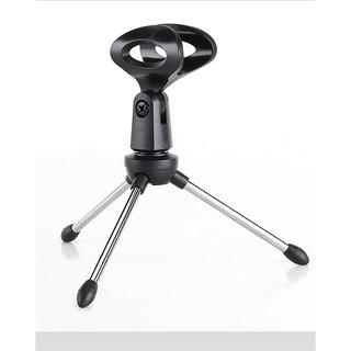 Chân để mic 𝑭𝑹𝑬𝑬𝑺𝑯𝑰𝑷 Giá đỡ micro 3 chân Y3  Mini Micro Livestream 9385