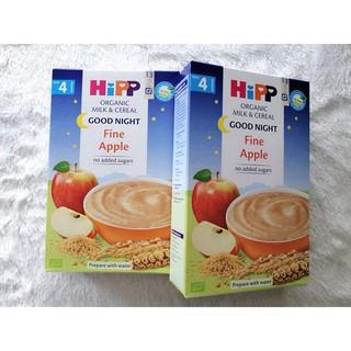 3 Bột dinh dưỡng HiPP chúc ngủ ngon táo tây 250g (Trên 4 tháng)