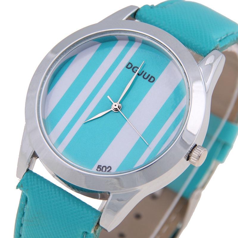 16 Plaid Watch Ladies Belt Watch