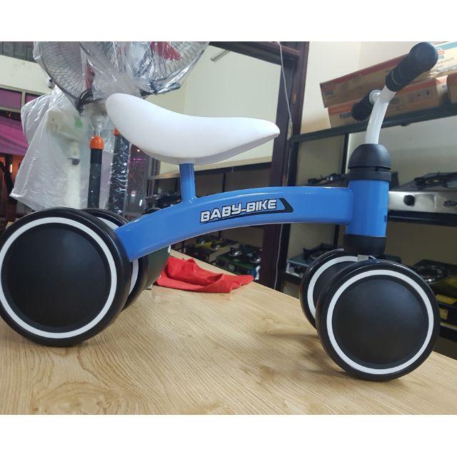 Xe chòi chân Baby-Bike 4 bánh loại 1
