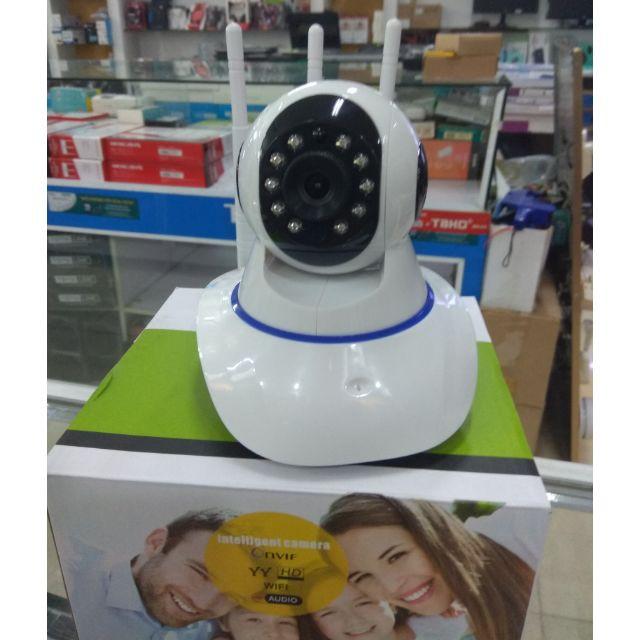 Camera WIFI  không dây YOOSEE 3 râu - 15401528 , 1469657937 , 322_1469657937 , 376000 , Camera-WIFI-khong-day-YOOSEE-3-rau-322_1469657937 , shopee.vn , Camera WIFI  không dây YOOSEE 3 râu