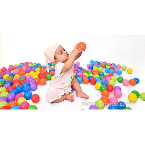 combo 2 túi bóng mỗi túi 100 quả cho bé thỏa sức chơi
