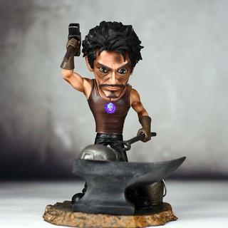 Mô hình Iron Man: Tony Stark Builds Mark 1