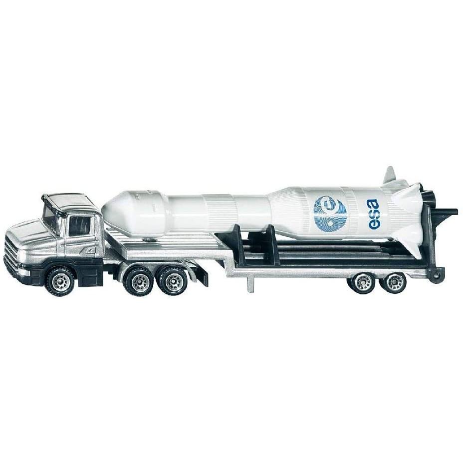 Xe tải sàn thấp và Tên lửa SIKU 1614