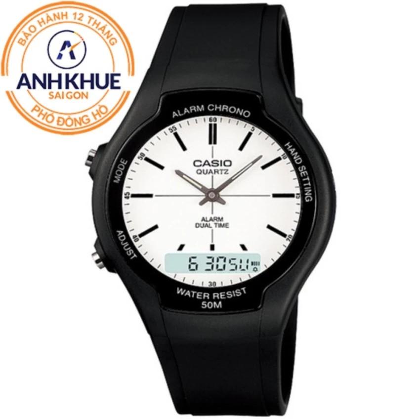 Đồng hồ nam dây nhựa Casio Anh Khuê AW-90H-7EVDF - 3535282 , 888757203 , 322_888757203 , 851000 , Dong-ho-nam-day-nhua-Casio-Anh-Khue-AW-90H-7EVDF-322_888757203 , shopee.vn , Đồng hồ nam dây nhựa Casio Anh Khuê AW-90H-7EVDF