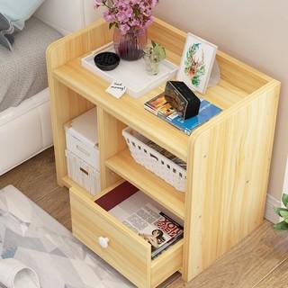 [Xả kho] Tủ Phòng Ngủ, Tủ Để Đầu Giường Vân Gỗ Một Ngăn Bền Đẹp Để Đồ