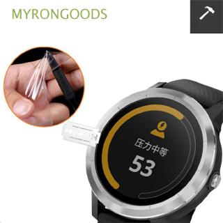 Miếng dán hydrogel bảo vệ màn hình cho đồng hồ Garmin Vivoactive 3 Music
