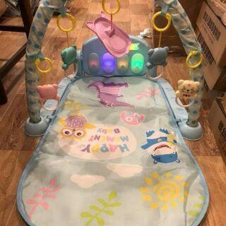 Thảm nhạc – đồ chơi phát triển trí tuệ