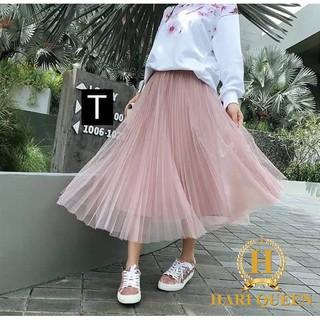 Chân váy von công chúa hai tầng DTR0319 thumbnail