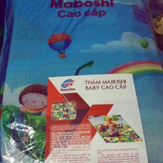 Thảm maboshi cao cấp size M8*2M
