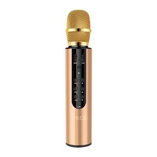 Micro Bluetooth không dây Karaoke hút âm siêu nhẹ cao cấp PKCB cho điện thoại 247 - Hàng Chính Hãng thumbnail