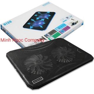 Đế Tản Nhiệt Laptop Partner N130 - Fan ledThiết kế thời trang thumbnail