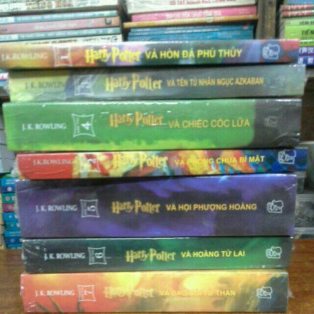 Hary potter- 7 tập - 3262341 , 343264374 , 322_343264374 , 400000 , Hary-potter-7-tap-322_343264374 , shopee.vn , Hary potter- 7 tập