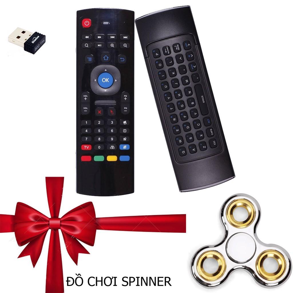 Chuột bay KM800 tặng 1 spinner - 2539076 , 797104328 , 322_797104328 , 135000 , Chuot-bay-KM800-tang-1-spinner-322_797104328 , shopee.vn , Chuột bay KM800 tặng 1 spinner