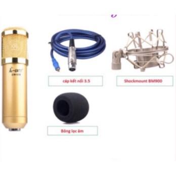 Míc AMI BM900 loại tốt BH 6 tháng đổi mới - 3488167 , 1049640562 , 322_1049640562 , 550000 , Mic-AMI-BM900-loai-tot-BH-6-thang-doi-moi-322_1049640562 , shopee.vn , Míc AMI BM900 loại tốt BH 6 tháng đổi mới