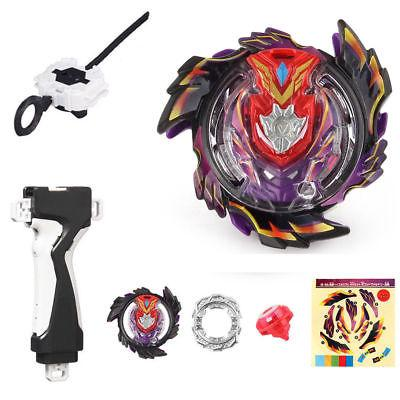 Beyblade BURST B-96 STRIKE GOD VALKYRIE.MUGEN With String Launcher + Grip Toys