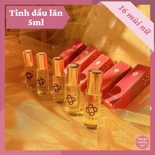 Tinh dầu nước hoa dạng lăn 5ml | Nước hoa Bòu
