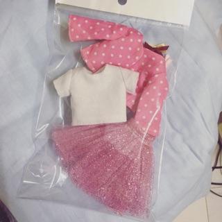 Có sẵn – set đồ Blythe hồng