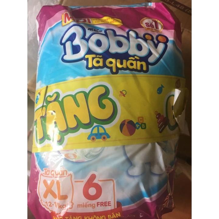 GÓI 6 QUẦN BỈM BOBBY QUẦN L6 - XL6