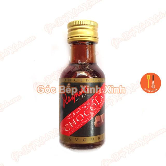 Tinh dầu hương Chocolate Rayner