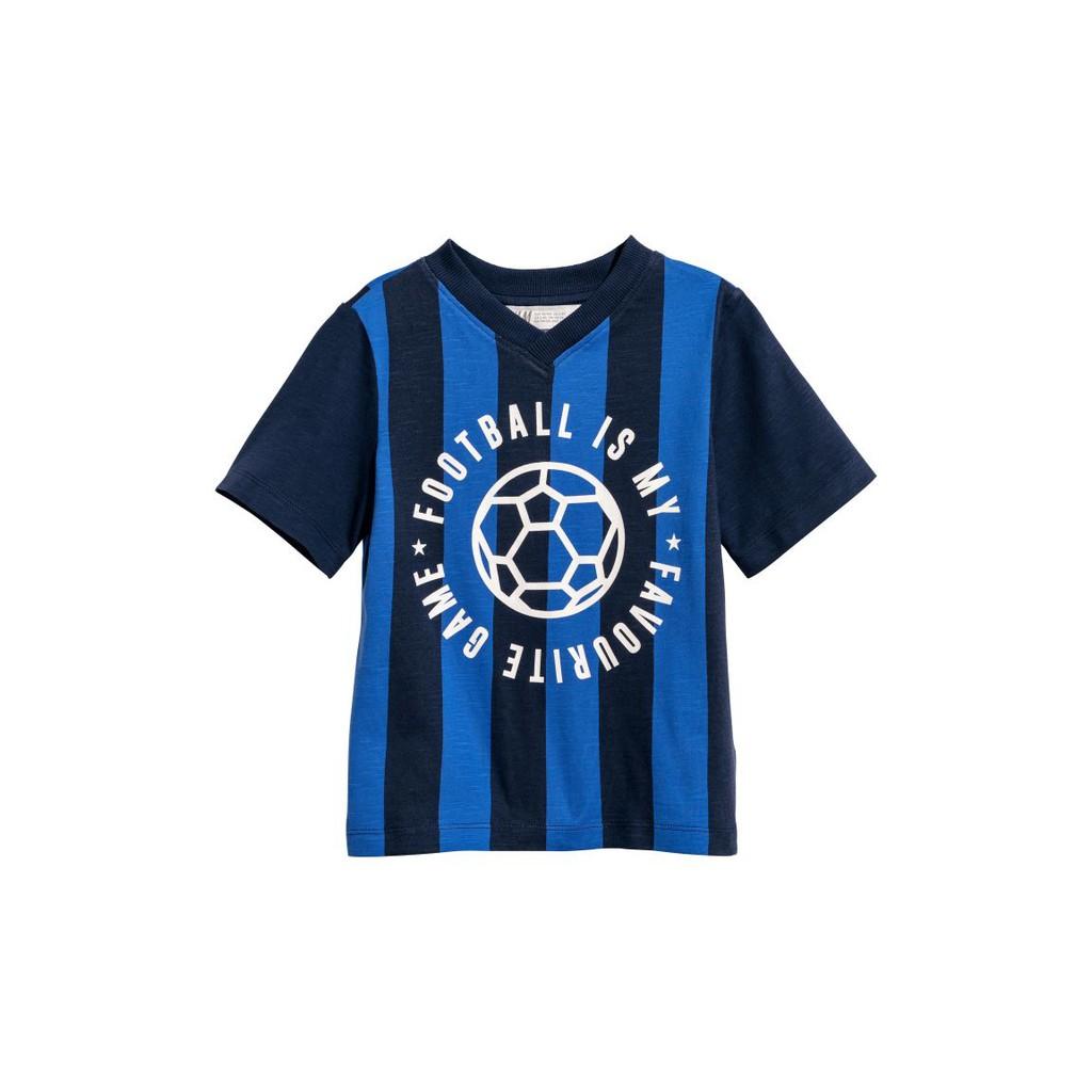 Áo bóng đá HM H&M size 1.5-2, 2-4y_hàng chính hãng Anh