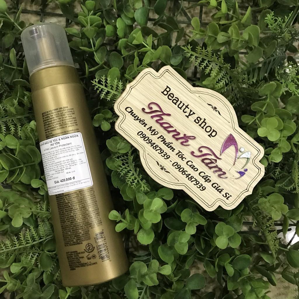 Xả khô bảo vệ tóc và ngăn ngừa hư tổn JOICO K-PAK Leave-In Protectant 250ML