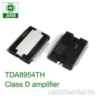Ic âm thanh TDA8954TH TDA8954 SSOP24
