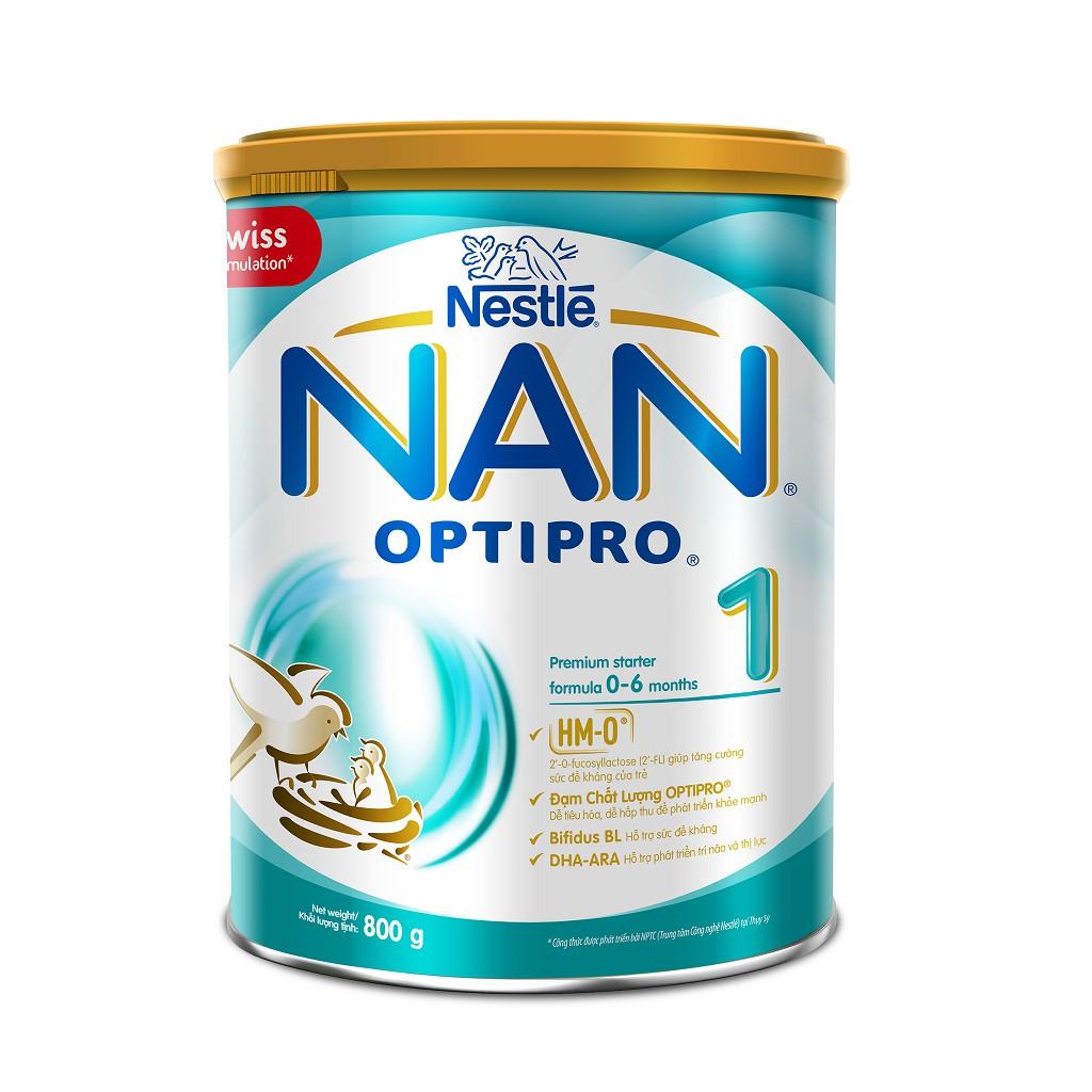 Sữa Bột Nestle NAN Optipro 1 (800g)