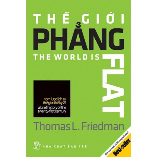 Sách: Thế giới phẳng (Tái bản lần 14)